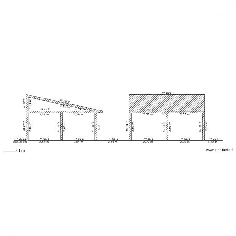 abri voiture plan dessin par cordosx. Black Bedroom Furniture Sets. Home Design Ideas