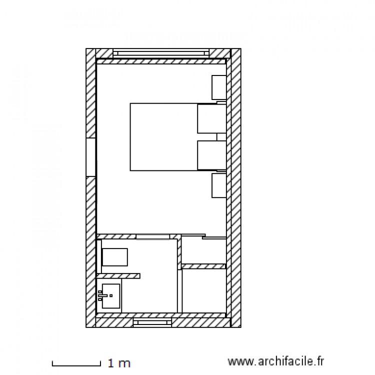 projet hascoet amenagement de garage en chambre plan de 0 pice et 0 m2