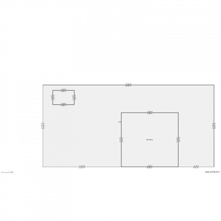 Plan De Masse Abri De Jardin Plan 3 Pi Ces 280 M2