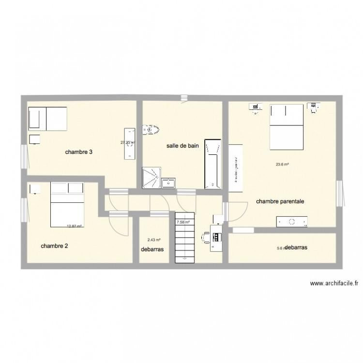 Plan Maison Ideale Feng Shui  Lzzy Co  Scarrco Plan Maison Ideale