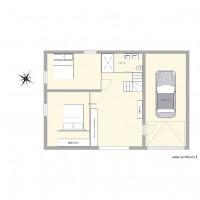 plan de maison 65m2