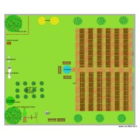 plan de maison 750 m2