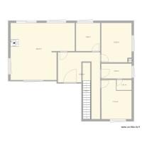 Maison Marocaine Plan 9 Pieces 100 M2 Dessine Par Boulmane
